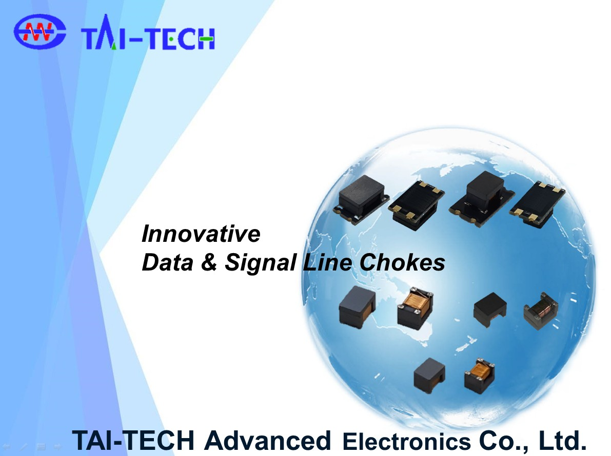Innovative  Data & Signal Line Chokes ACM9152-SERIES